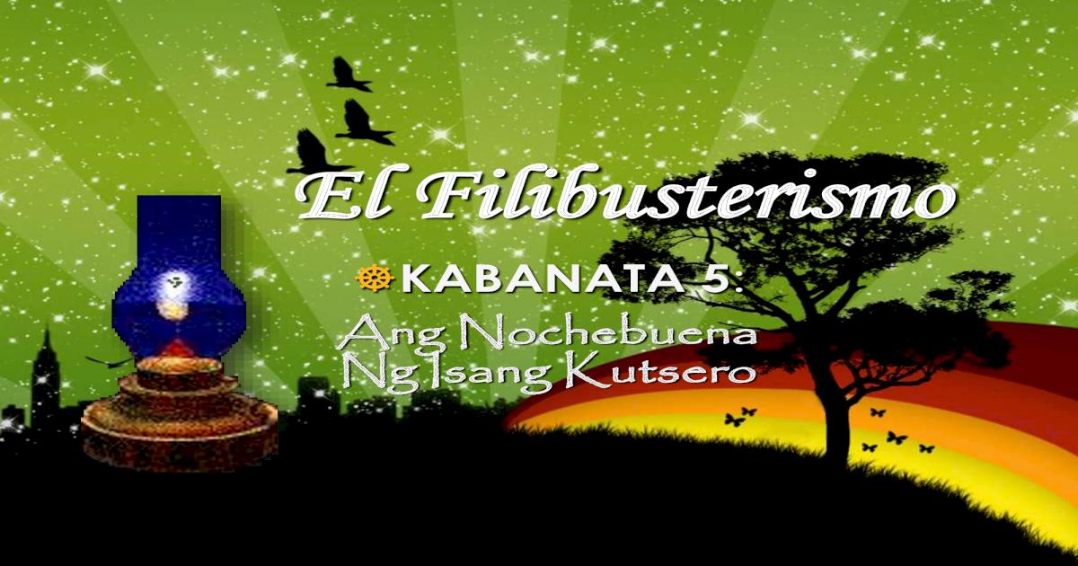 Kabanata 5 at 6 ng El Filibusterismo