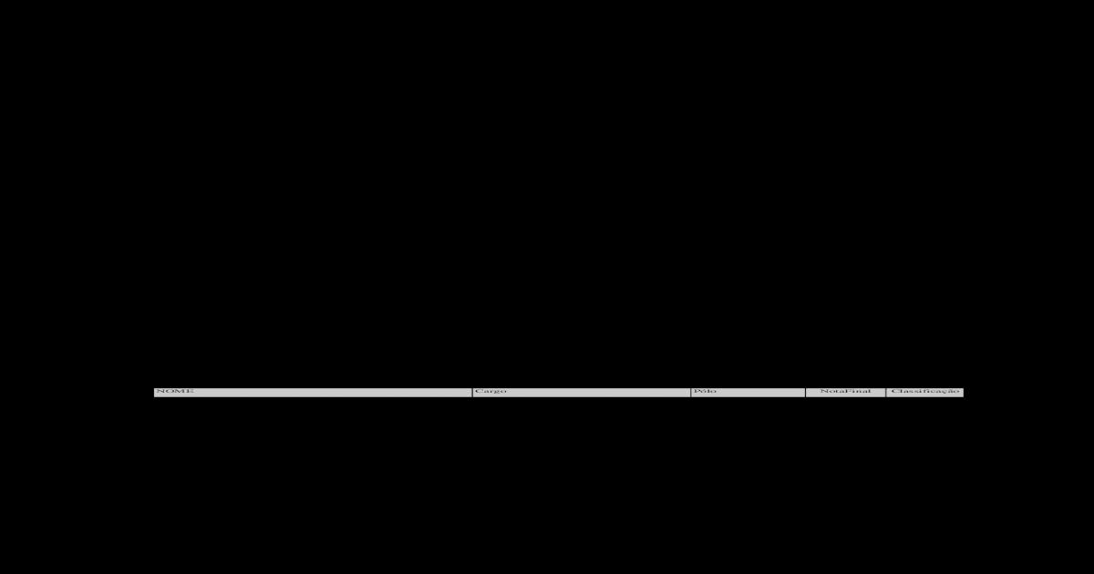PORTARIA N 082 de 12 de abril de 2012